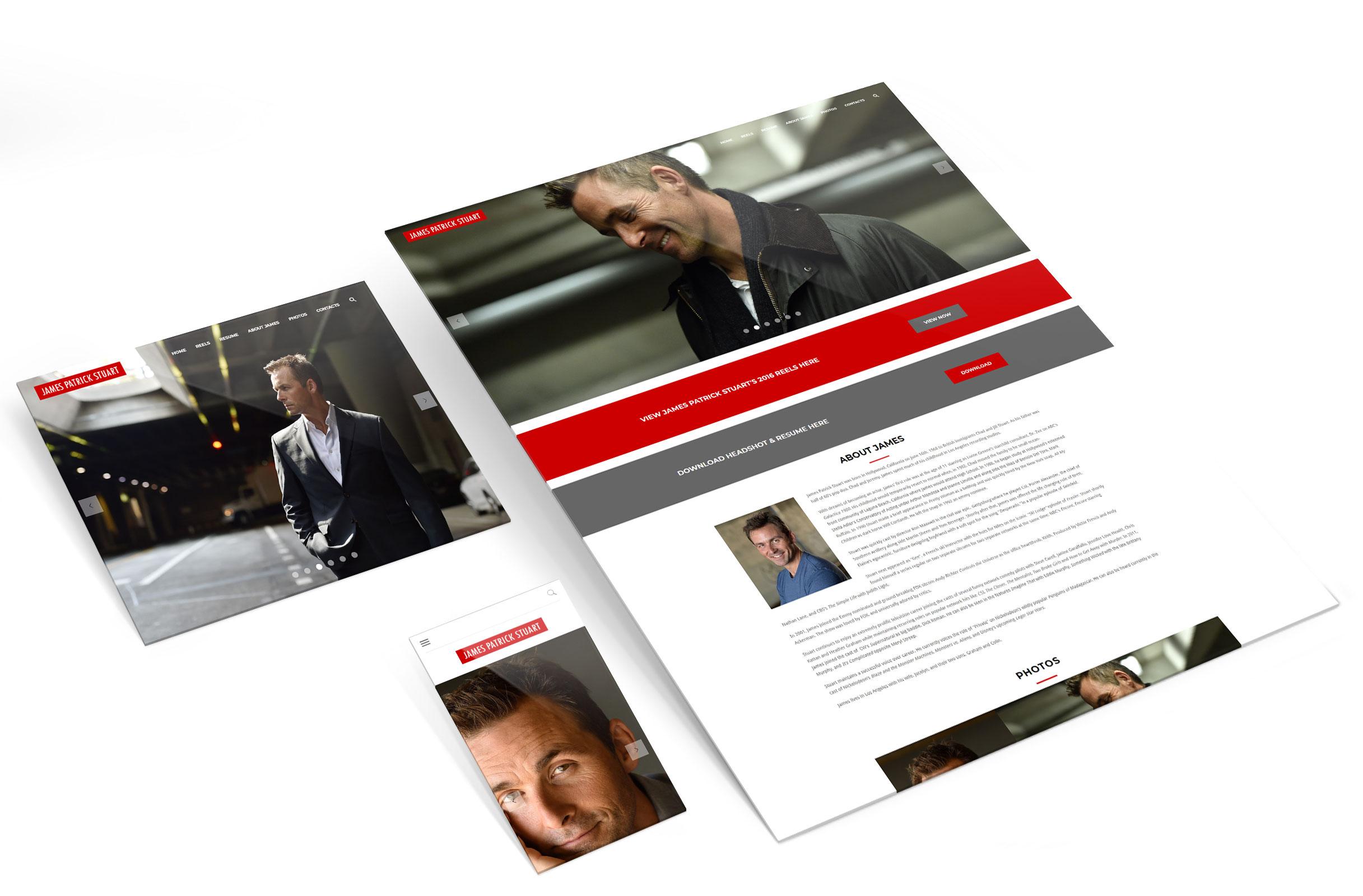 JPS Web Site